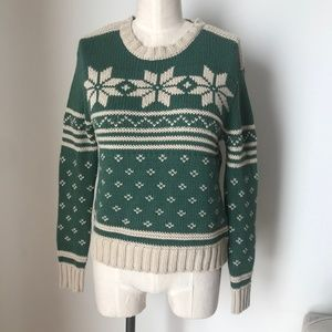Urban Outfitters Sweaters - UO Winter Fair Isle Sweater